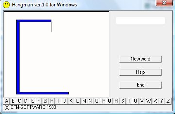 Screenshot Hangwin for windows